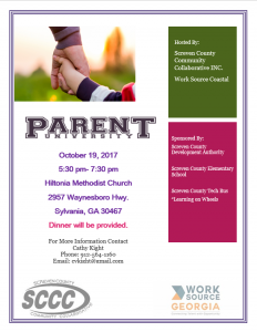 Parent University @ Hiltonia | Georgia | United States